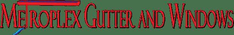 Metroplex Gutter and Windows logo
